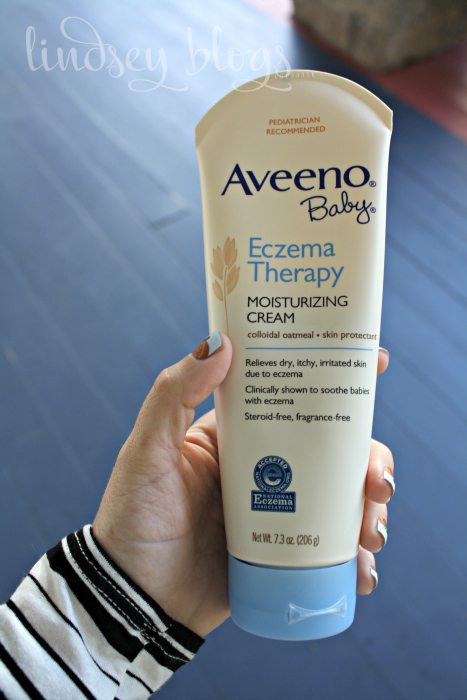 Aveeno Baby Eczema Therapy