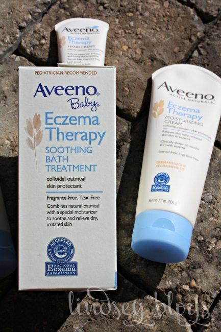 Aveeno Eczema Bath