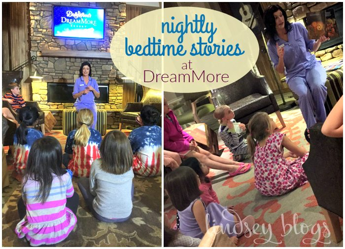 DreamMore Resort BedTime Collage