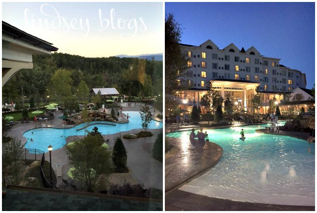 DreamMore resort Pool Collage