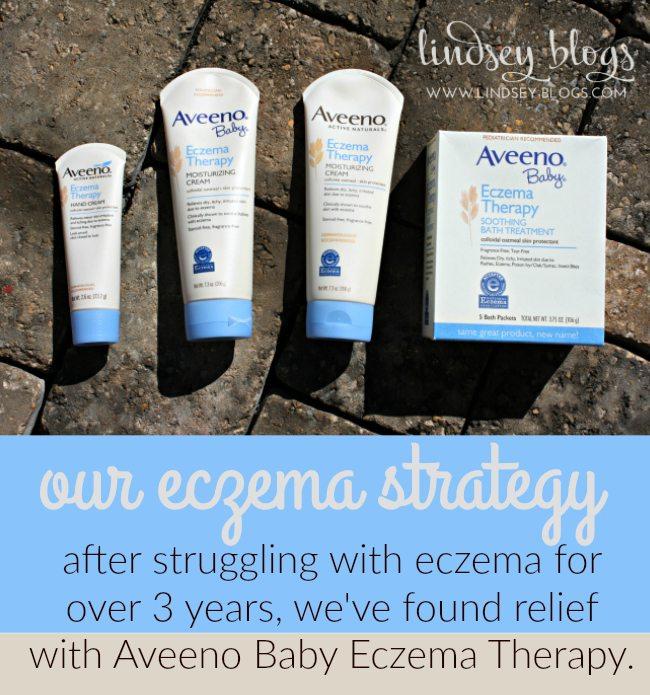 Eczema Strategy Aveeno Eczema
