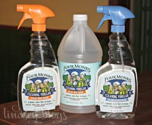 3 Ways to Use Vinegar When Cleaning with Pets