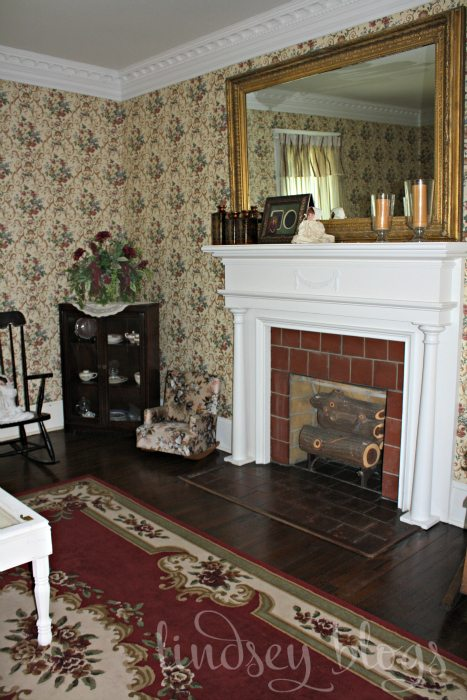 House with Carpet and Floors