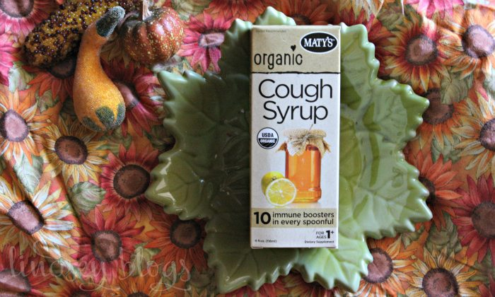 Matys Organic Cough Syrup