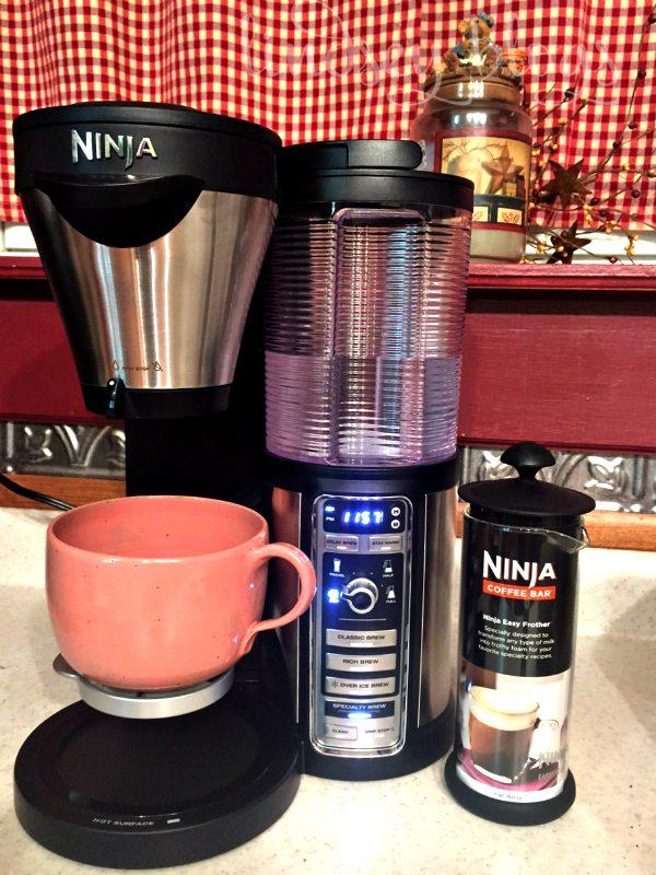 Ninja Coffee Bar with Mug