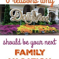 6 Reasons Why A Visit to Dollywood Should Be Your Next Family Vacation
