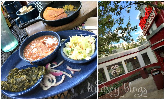 Dollywood Food Collage