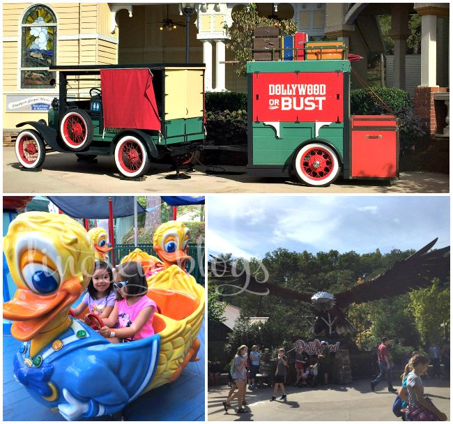Dollywood or Bust Collage
