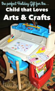 Holiday Gift Guide: The Child that Loves Arts & Crafts – Art Desk
