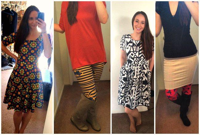 LuLaRoe Dress and Skirt Styles