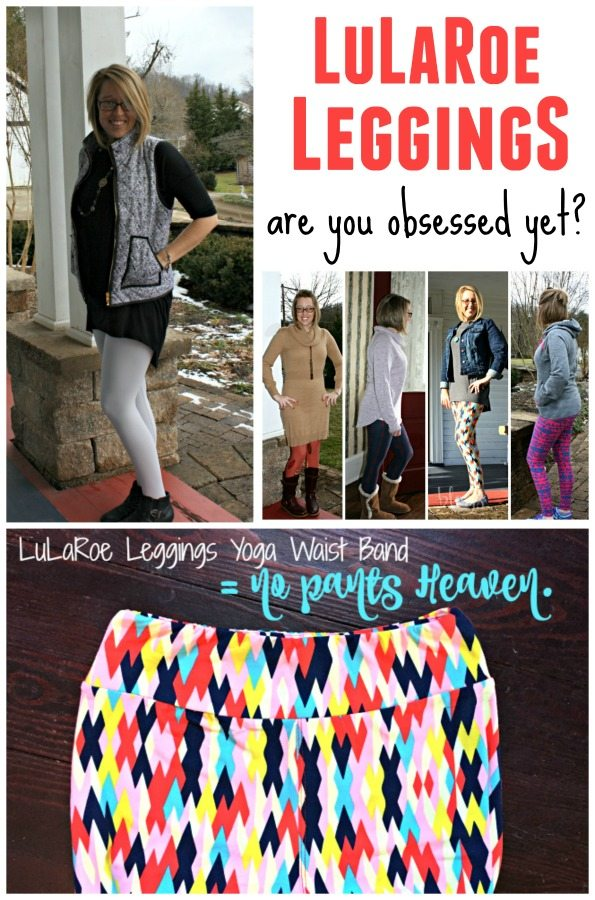 Obsessed with LuLaRoe Leggings