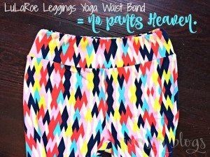 My Latest Obsession AND Favorite Thing: LuLaRoe Leggings