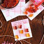 DIY Valentines Tic Tac Toe Printable