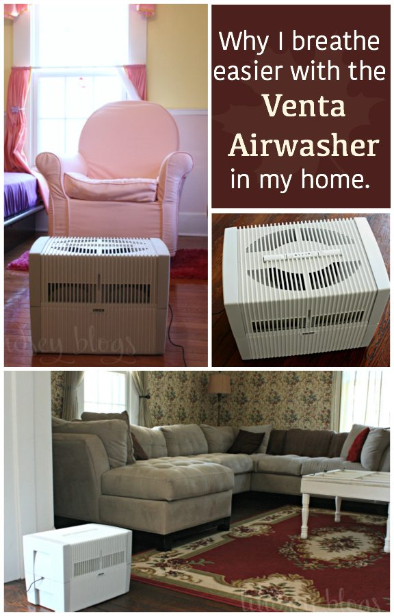 Breathe Easier with Venta Airwasher