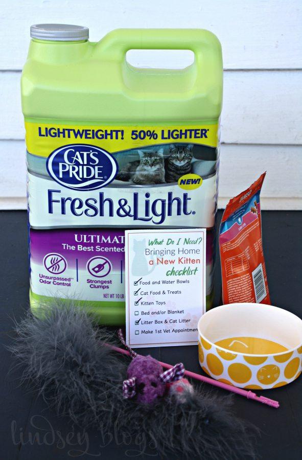 Cats Pride Fresh Light Litter
