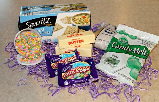 Easter Bark Ingredients
