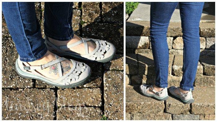 Jambu Shoes Collage