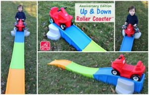 Step2 Roller Coaster – Hottest Toy of the Summer Is the Anniversary Edition Up & Down Roller Coaster™