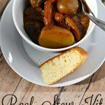 Beef Stew Kit Pin