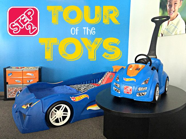 Step2 Toy Tour