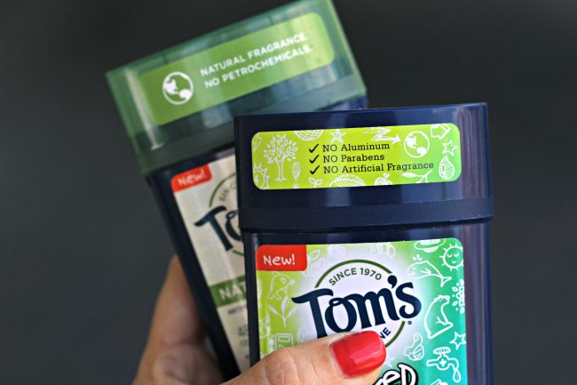 Toms Made to Matter Deodorant