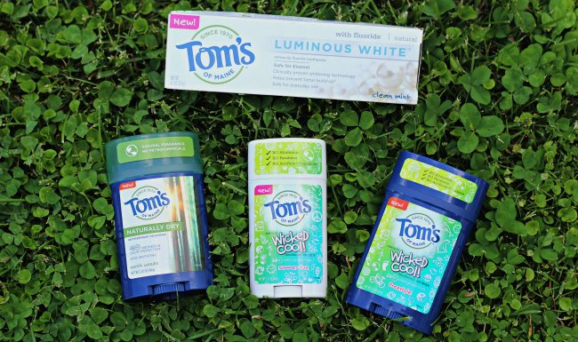 Toms of Maine Made to Matter