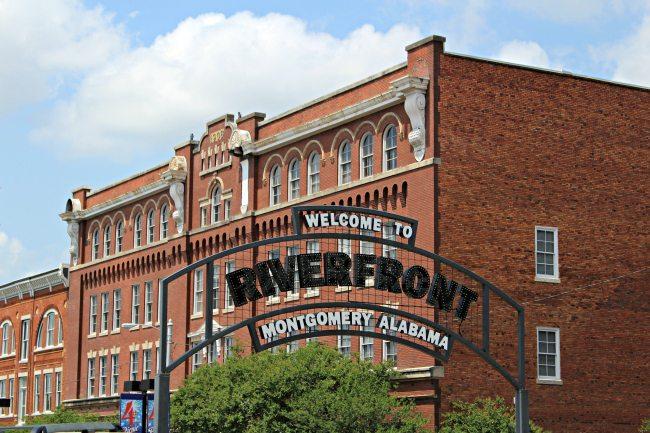 Exploring Riverfront Montgomery
