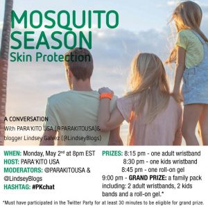 6 Natural Mosquito Repellent Ideas [+ a Twittery Party w/ Giveaways TONIGHT!]