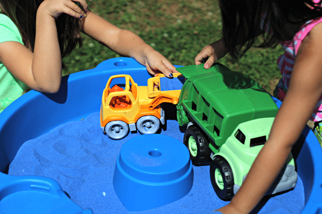 Green Toys Summer Sand Play