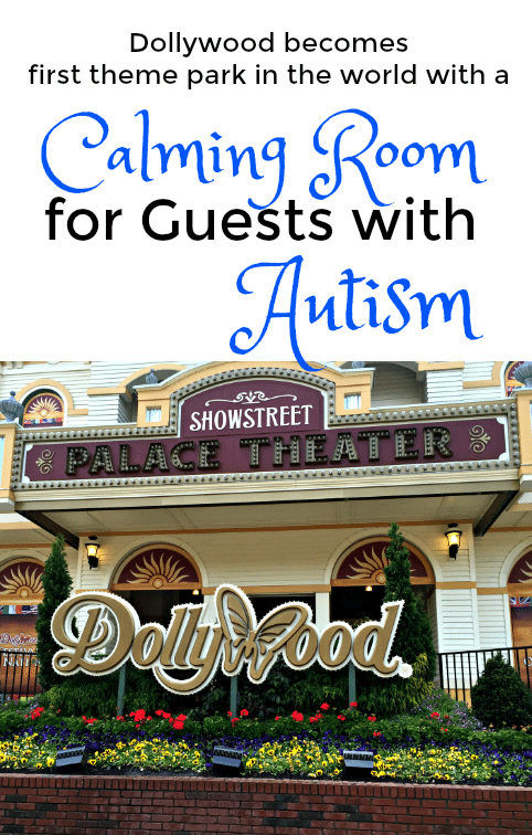 Autism Calming Room Dollywood