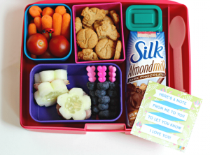 Back to School Lunches with Natural Foods