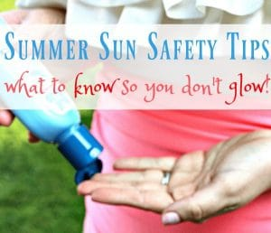 Summer Sun Safety Tips from a Skin Cancer Survivor