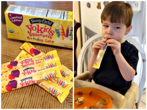 Stonyfield YoBaby Organic Yogurt is Recommended by Pediatricians