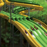 Dollywood Splash Country to Add New Slide - TailSpin Racer in 2017