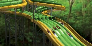 Dollywood Splash Country to Add New Slide – TailSpin Racer in 2017