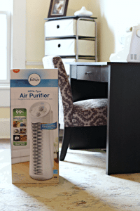Say Goodbye to Litter Box Odor with the Febreze Air Purifier