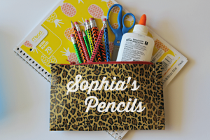 DIY Pencil Case: Back to School with Duck Tape Crafts