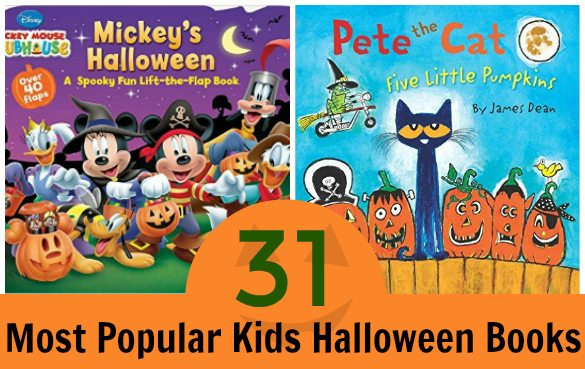 which halloween kids books would be your little ones favorite - Halloween Kids Books
