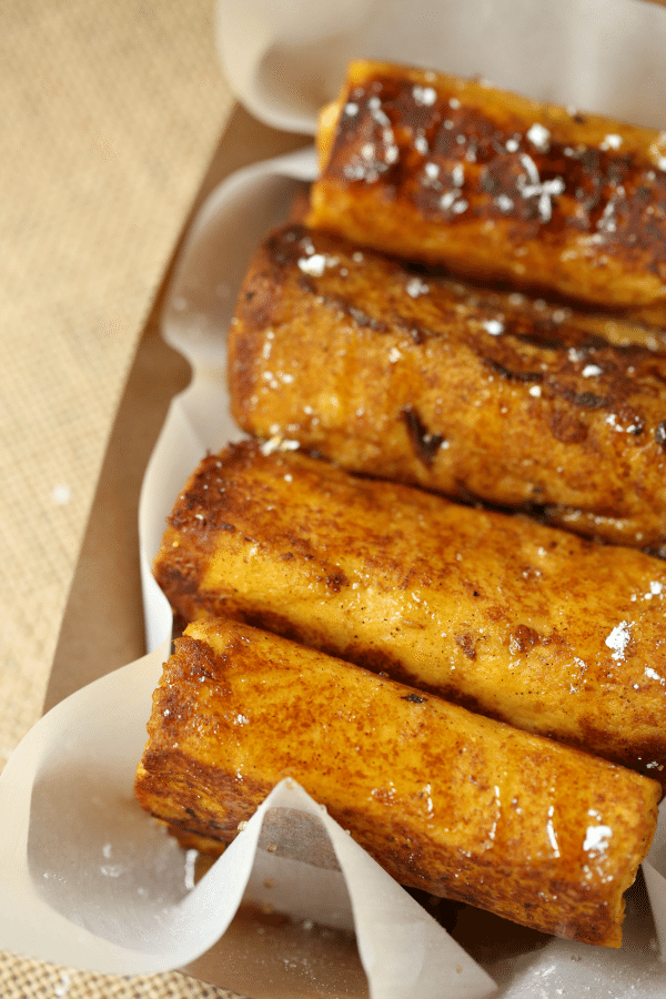 pumpkin-french-toast-rolls