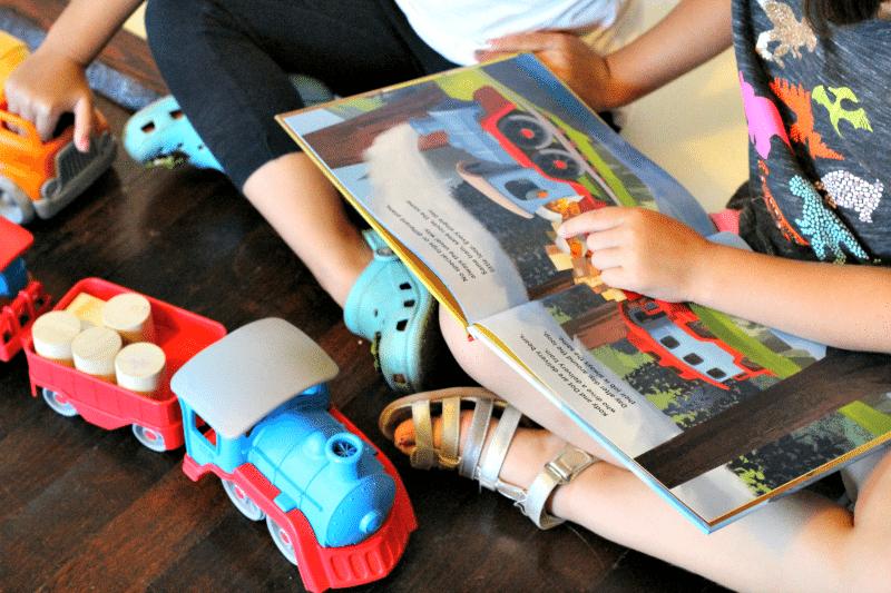 reading-green-toys-books