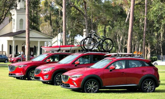 Details And Luxury What I Learned Driving The Mazda - Cool mazda cars