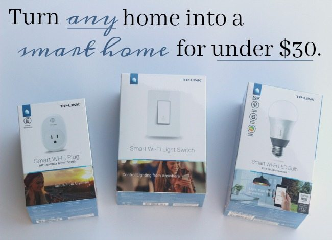 Turn any home into a Smart Home