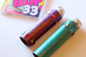 Kids Bop Kids DIY Microphones