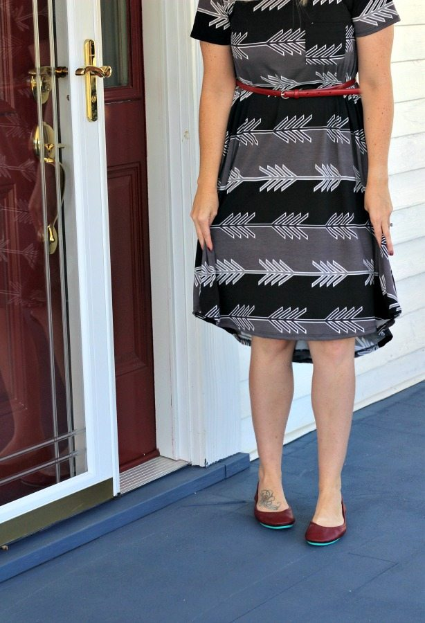 Why Is LuLaRoe Popular? Carly Dress is Timeless