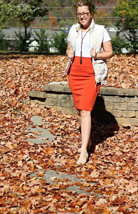 LuLaRoe Styling Cassie Skirt