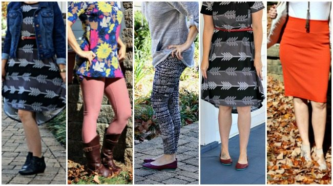 LuLaRoe Popular Style Looks