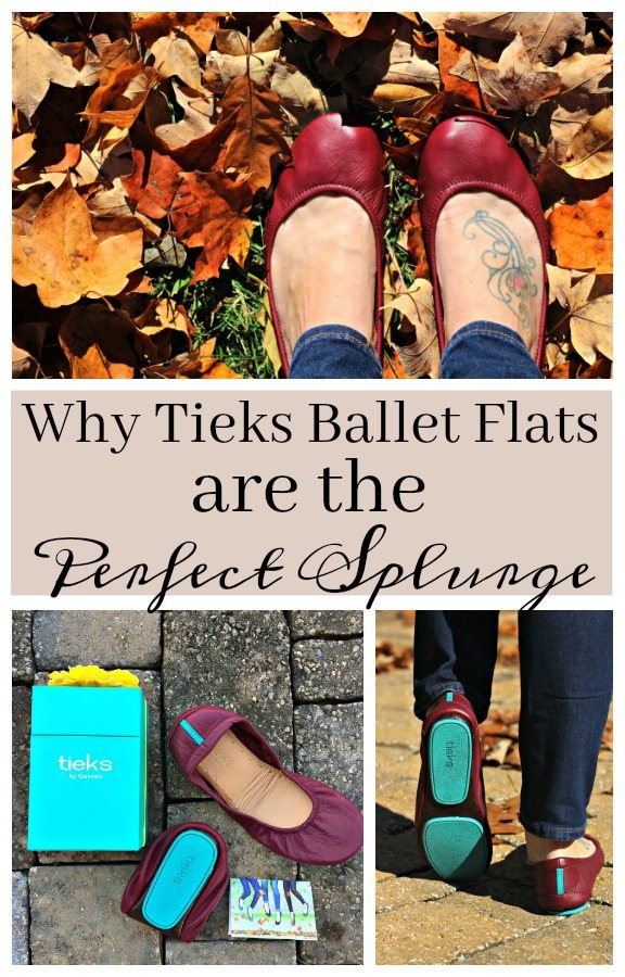 Tieks Ballet Flats are Perfect Splurge