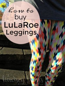 How to Buy LuLaRoe Leggings