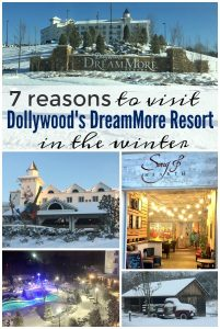 7 Reasons to Visit the Dollywood DreamMore Resort in the Winter