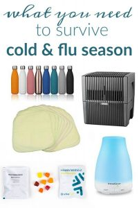 What You Need to Survive Cold and Flu Season